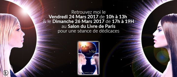 dedicace salon du livre de paris le jour et la nuit tome 1
