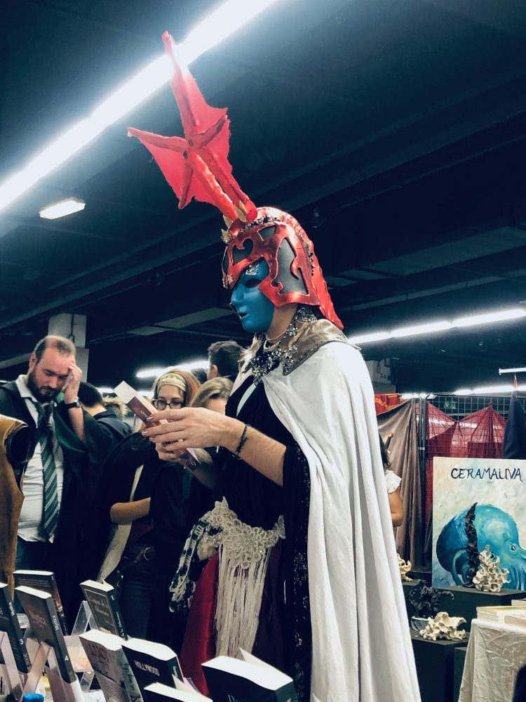 salon du fantastique 2019